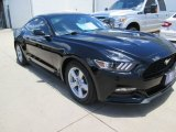 2015 Black Ford Mustang V6 Coupe #104865100