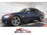 2009 Monaco Blue Metallic BMW 3 Series 328xi Coupe #104864964