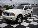 2006 Stone White Jeep Grand Cherokee Laredo #10475313