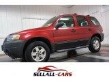 2006 Redfire Metallic Ford Escape XLS 4WD #104864963