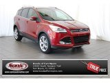2013 Ruby Red Metallic Ford Escape Titanium 2.0L EcoBoost #104865031