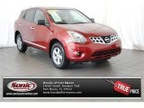 2012 Cayenne Red Nissan Rogue S #104865030