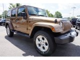 2015 Jeep Wrangler Unlimited Copper Brown Pearl