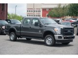 2015 Magnetic Ford F250 Super Duty XL Crew Cab 4x4 #104900765