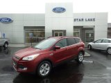 2015 Ruby Red Metallic Ford Escape SE 4WD #104900978