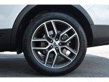2016 Ford Explorer Sport 4WD Wheel