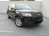 2016 Shadow Black Ford Explorer FWD #104900824