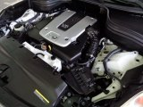 Infiniti EX Engines