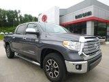 2015 Magnetic Gray Metallic Toyota Tundra Limited CrewMax 4x4 #104933259