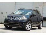 2009 Nissan Murano Super Black