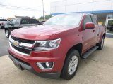 2015 Chevrolet Colorado LT Extended Cab 4WD Data, Info and Specs