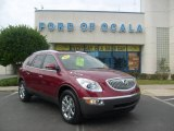 2008 Red Jewel Buick Enclave CXL #1041470