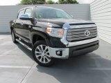 2015 Attitude Black Metallic Toyota Tundra Limited CrewMax #104961185