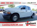 2011 Bright White Dodge Ram 1500 ST Crew Cab #104961105