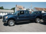 2015 Blue Jeans Ford F250 Super Duty XL Super Cab 4x4 #104961130