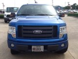 2010 Blue Flame Metallic Ford F150 FX4 SuperCab 4x4 #104961189