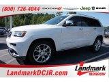 2014 Bright White Jeep Grand Cherokee Summit #104961117