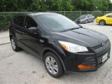 2013 Tuxedo Black Metallic Ford Escape S #104979249