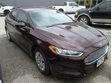 2013 Bordeaux Reserve Red Metallic Ford Fusion S #104979240