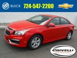 2016 Red Hot Chevrolet Cruze Limited LT #104979514
