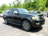 Tuxedo Black Metallic Ford Expedition in 2015