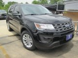 2016 Shadow Black Ford Explorer FWD #105017160