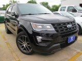 2016 Shadow Black Ford Explorer Sport 4WD #105017156