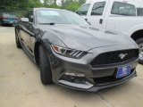 2015 Magnetic Metallic Ford Mustang EcoBoost Coupe #105017151