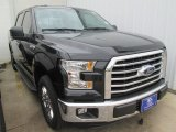 2015 Tuxedo Black Metallic Ford F150 XLT SuperCrew #105017149