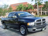 2004 Black Dodge Ram 1500 ST Quad Cab #1041441
