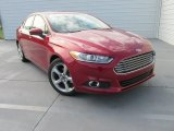 2016 Ruby Red Metallic Ford Fusion S #105017353