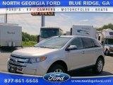 2014 Ingot Silver Ford Edge SEL #105017005