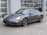 2008 Slate Grey Metallic Porsche 911 Carrera 4S Coupe #99345