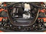 2015 BMW M3 Engines