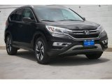 Crystal Black Pearl Honda CR-V in 2015