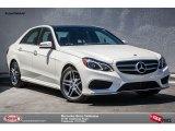 2016 designo Diamond White Metallic Mercedes-Benz E 350 Sedan #105051457