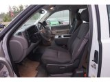 2013 Chevrolet Silverado 1500 Work Truck Extended Cab Dark Titanium Interior