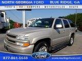 2005 Silver Birch Metallic Chevrolet Tahoe Z71 4x4 #105081882