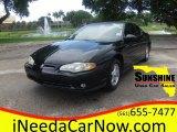2000 Black Chevrolet Monte Carlo LS #105081938