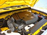 Toyota FJ Cruiser Engines