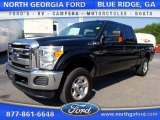 2015 Tuxedo Black Ford F250 Super Duty XLT Crew Cab 4x4 #105081933