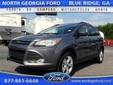 2014 Sterling Gray Ford Escape SE 2.0L EcoBoost 4WD #105081924