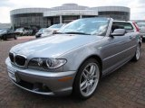 2006 Silver Grey Metallic BMW 3 Series 330i Convertible #10509140