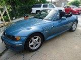 1996 BMW Z3 Atlanta Blue Metallic