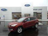 2015 Sunset Metallic Ford Escape SE 4WD #105082364