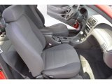 2002 Ford Mustang V6 Coupe Front Seat