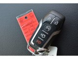 2016 Ford Explorer Limited Keys