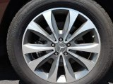Mercedes-Benz GL 2013 Wheels and Tires