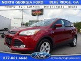 2015 Sunset Metallic Ford Escape SE #105081832