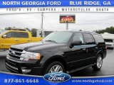 2015 Tuxedo Black Metallic Ford Expedition Limited #105081812
